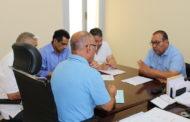 اجتماع لجنة المرافق العمومية والخدمات للإعداد لدورة أكتوبر 2018
