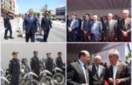 حضور السيد محمد الطيبي رئيس المجلس الجماعي لزايو في احتفالات أسرة الأمن بمدينة الناظور بالذكر 63 لتأسيس المديرية العامة للأمن الوطني