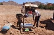أشغال مشروع تزويد مدينة زايو بالماء الصالح للشرب