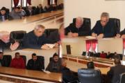 عقد اجتماع تنسيقي مع ممثلين عن بائعي الخضر والفواكه بمدينة زايو