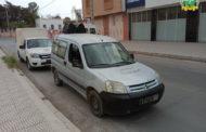 الشرطة الإدارية التابعة لجماعة زايو في حملة تحسيسية للحد من انتشار فيروس كورونا