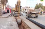 زايو : اشغال ترميم شبكة التطهير السائل متواصلة بحي مولاي ادريس