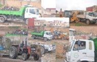صور .. تستمر جهود جماعة زايو في الحفاظ على سلامة المواطنين ونظافة المدينة