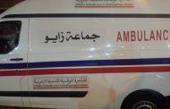 جماعة زايو تستفيد من سيارة إسعاف جديدة
