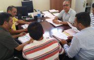 اجتماع لجنة الميزانية والشؤون المالية والبرمجة لجماعة زايو
