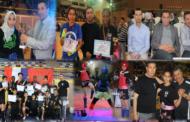 جمعية نادي أبطال زايو تنظم تظاهرة رياضية دولية في رياضة الفول كونتاكت والكيك بوكسينغ