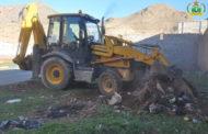 مجهودات كبيرة وبشكل مستمر لعمال جماعة زايو من أجل نظافة المدينة