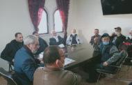 رئيس المجلس الجماعي لزايو يعقد اجتماعا مع ممثلي جمعية الجزارين