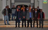 اجتماع رئيس جماعة زايو مع أعضاء جمعية مستقبل أفراس