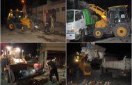 جماعة زايو تقوم بحملة نظافة واسعة بالمدينة لاستقبال عيد الأضحى + صور